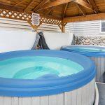 Ramada Frisco Hot Tub