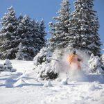 Ramada Frisco Skiing