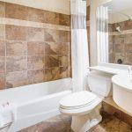 Ramada Frisco Standard Bathroom